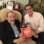 Rabbi Lamm and Rabbi Wildes
